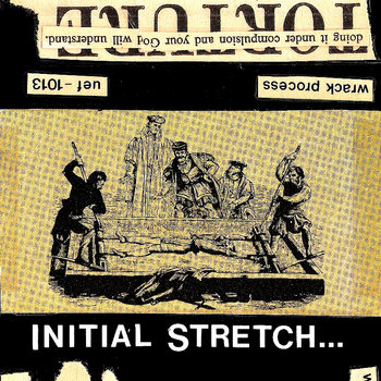 The Initial Stretch cover art