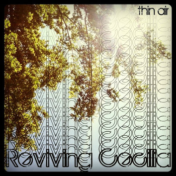 Thin Air EP cover art