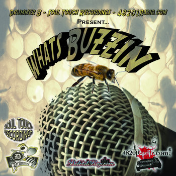 DRUMMER B/SOUL TOUCH RECORDINGS/48201 RADIO.COM PRESENTS....WHATS BUZZIN VOL.2 cover art