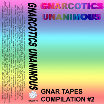 Gnarcotics Unaniomous cover art
