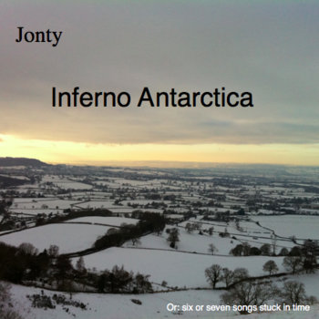 Inferno Antarctica cover art