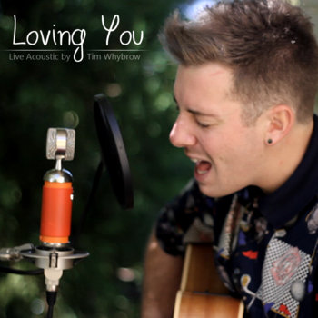 Loving You (Live Acoustic) cover art