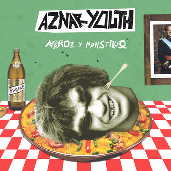 Arroz y Monstruo cover art