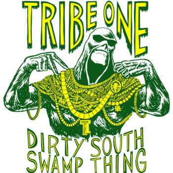 Dirty South Swamp Thing EP cover art