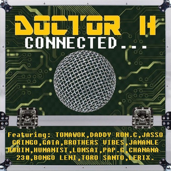 DOCTOR H - Connected... cover art