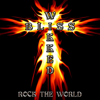 ROCK THE WORLD cover art