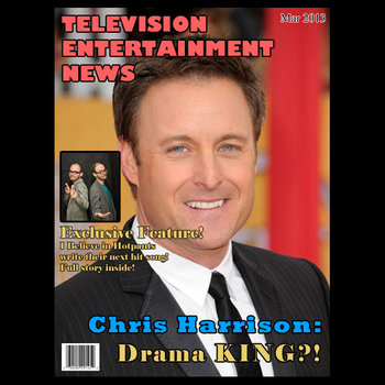 Chris Harrison: Drama King cover art