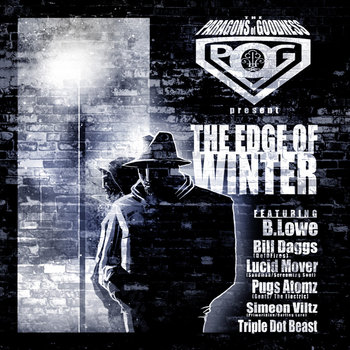 The Edge Of Winter cover art