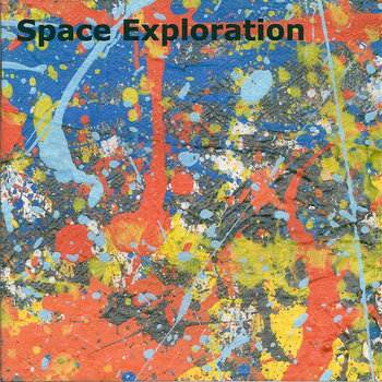 Space Exploration cover art