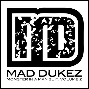 Monster In A Man Suit, Volume 2 cover art