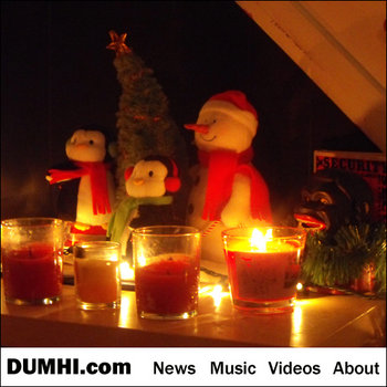 Dumhi.com Holiday Sampler '12 cover art