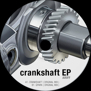 CRANKSHAFT EP ( 2012 ) cover art