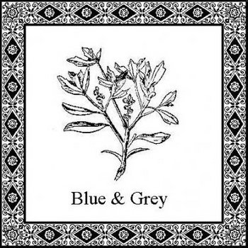 Blue & Grey cover art