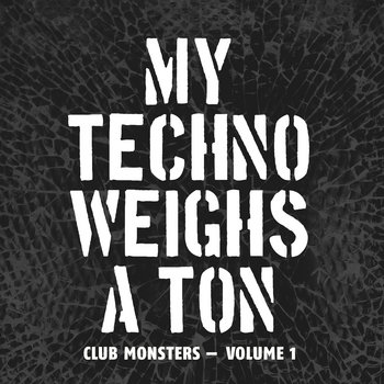 Club Monsters Volume 1 Compilation cover art