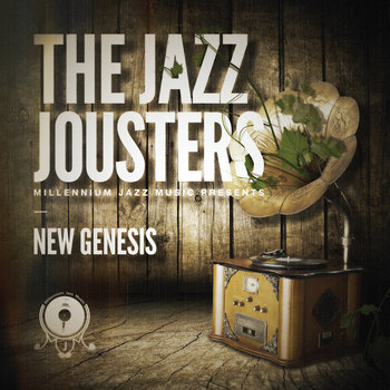 New Genesis cover art