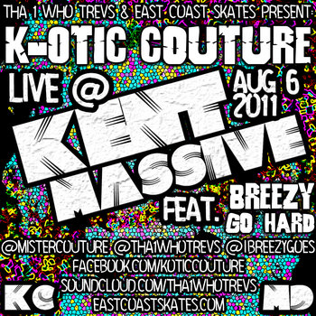 LIVE @ KENT MASSIVE (ft. Breezy Go Hard) cover art