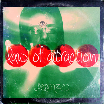 law of attraction cover art
