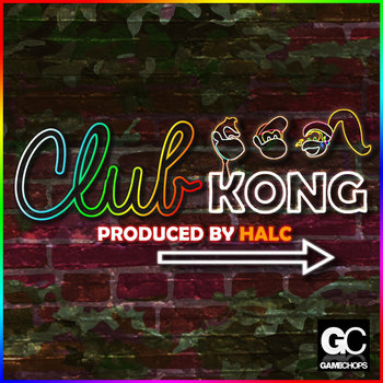 Club Kong cover art