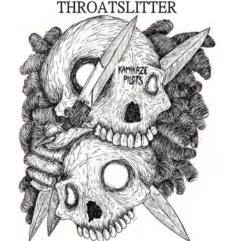 Throatslitter cover art