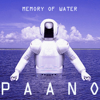 memory of water cover art