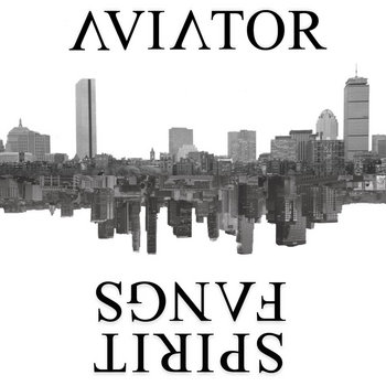 Aviator / Spirit Fangs - Split cover art