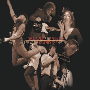 Live At The Dancehouse Theatre cover art