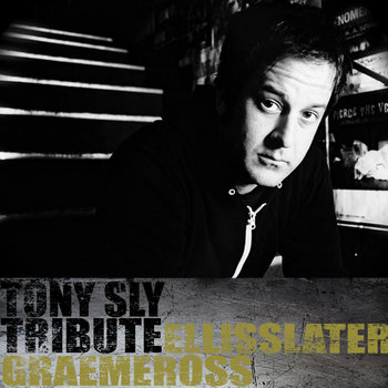 Tony Sly Tribute cover art