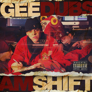 AM Shift (Album) 2012 cover art