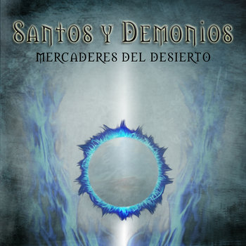 Mercaderes del Desierto cover art