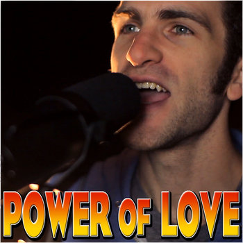 The Power of Love - Jason Munday cover art