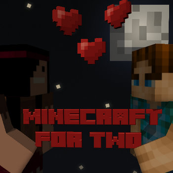 Minecraft For Two cover art