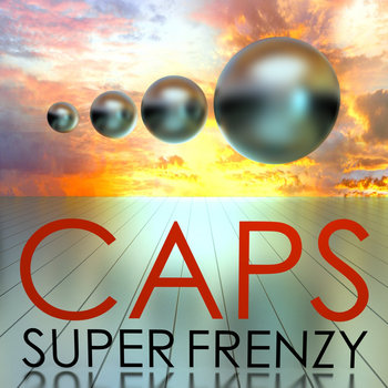 Super Frenzy cover art