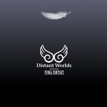 Distant Worlds: music from FINAL FANTASY cover art
