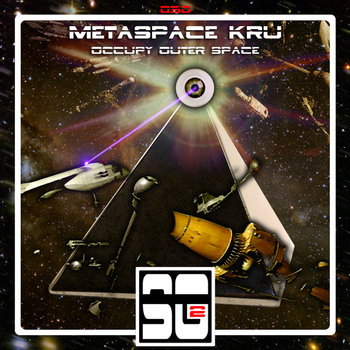 Occupy Outer Space cover art