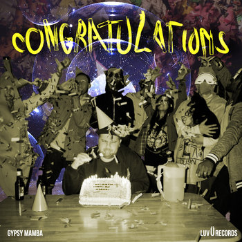 CONGRATULATIONS cover art