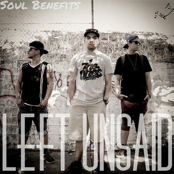 LEFT UNSAID cover art
