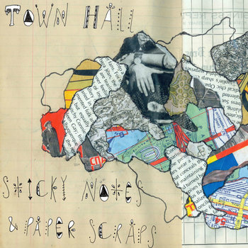 Sticky Notes &amp; Paper Scraps cover art