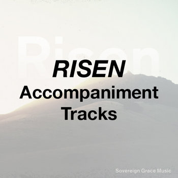 Risen - Accompaniment Tracks cover art
