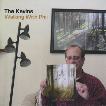 Walking With Phil cover art