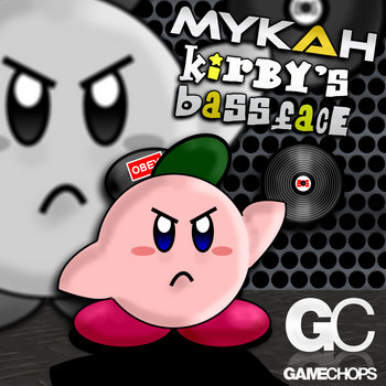 Kirby&#39;s Bassface cover art