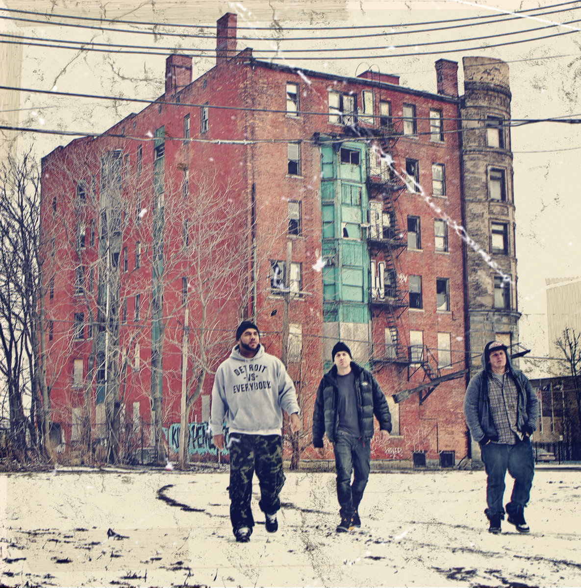 Streaming: Ugly Heroes (Apollo Brown, Verbal Kent, Red Pill) - Ugly Heroes