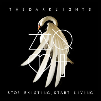 Stop Existing, Start Living cover art