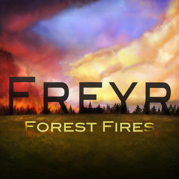 Forest Fires EP cover art