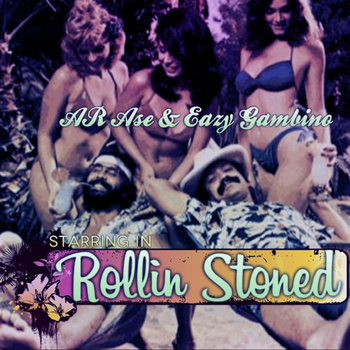Rollin' Stoned feat. Eazy Gambino cover art
