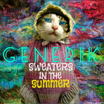 Sweaters In The Summer cover art