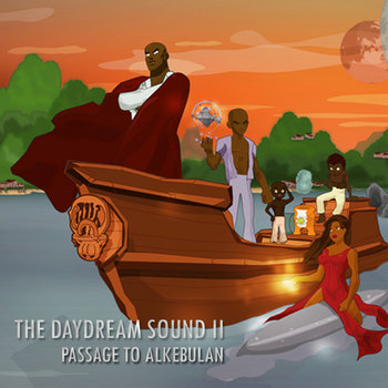 THE DAYDREAM SOUND II | Passage to Alkebulan cover art