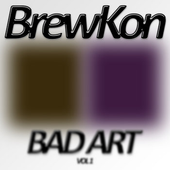 Bad Art Vol. 1 cover art
