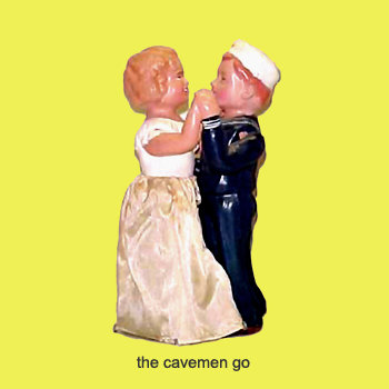 The Cavemen Go cover art