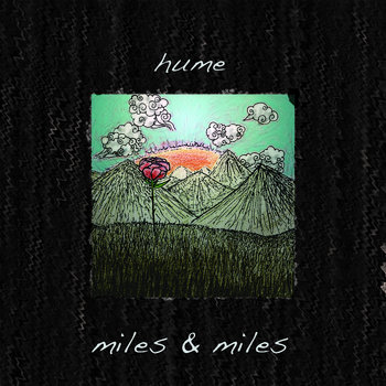 Miles and Miles EP cover art