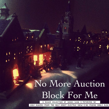 No More Auction Block For Me cover art